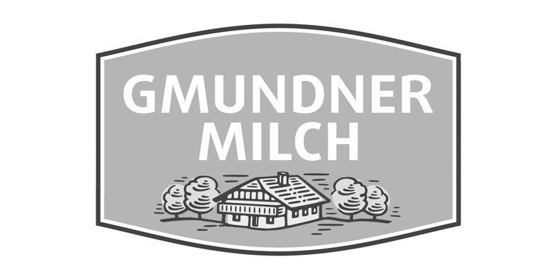 Logo Gmundner Milch